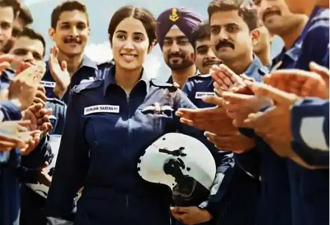 Gunjan Saxena: Indian Air Force raises objection to negative portrayal in Janhvi Kapoor film