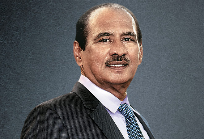 GV Bhaskar Rao, chairman and managing director, Kaveri Seed Company