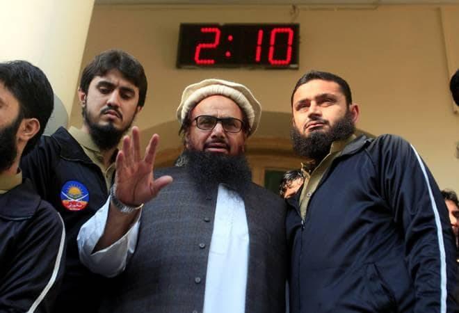 Mumbai terror attack mastermind arrested Hafiz Saeed in Pakistan