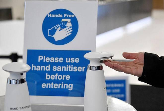 Coronavirus update: Govt caps MRP for sanitizers, masks amid anxiety buying