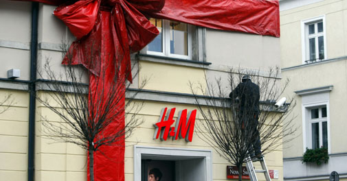 Swedish retailer H&M to open first store in India this year