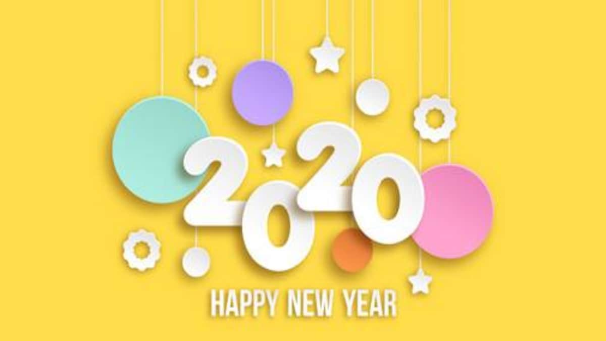 Happy New Year 2020 Wishes Messages Quotes Facebook Whatsapp Status For Your Loved Ones