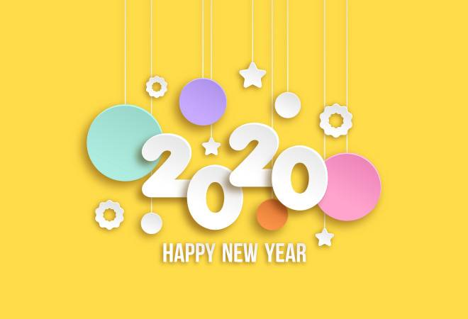 Happy New Year 2020 Wishes Messages Quotes Facebook Whatsapp