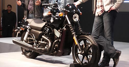 Harley-Davidson launches Street 750 bike at Rs 4.1 lakh