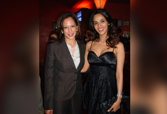 Mallika Sherawat's 2009 tweet on Kamala Harris takes Twitter by storm