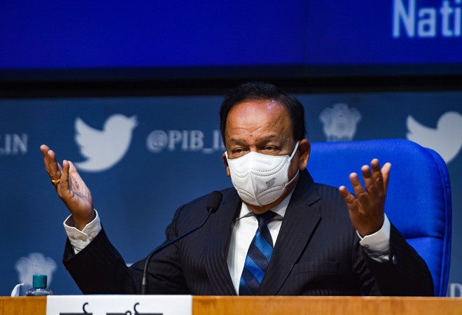 'COVID-19 vaccine will be free across the country,' says Health Minister Dr Harsh Vardhan