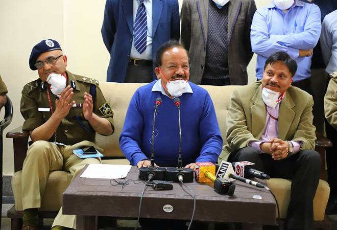 Robust health surveillance stalled coronavirus entry in India: Harsh Vardhan