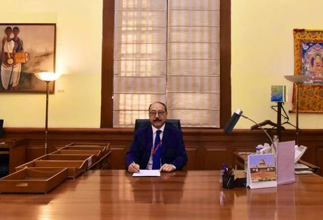 Harsh Vardhan Shringla appointed as new foreign secretary