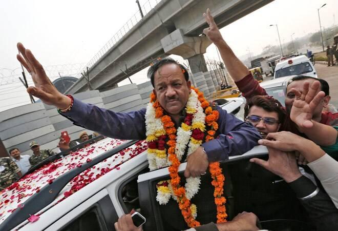 Chandni Chowk Lok Sabha Election result 2019: BJP's Harsh Vardhan leads in Chandni Chowk; Congress, AAP trail