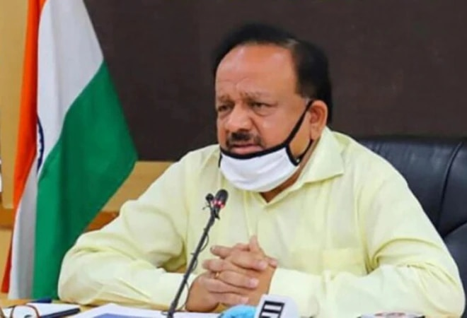 'Deplorable attempts by some states': Harsh Vardhan on Maharashtra's vaccine shortage claim