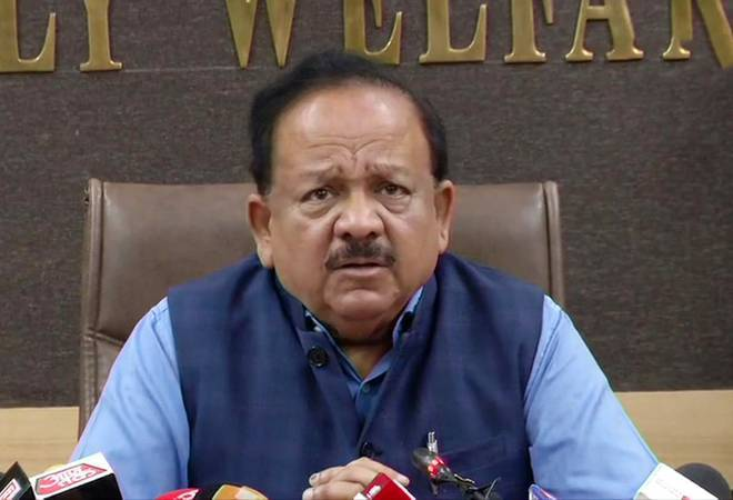 COVID-19 vaccination: Over 29 lakh registrations on Day 1, says Dr. Harsh Vardhan