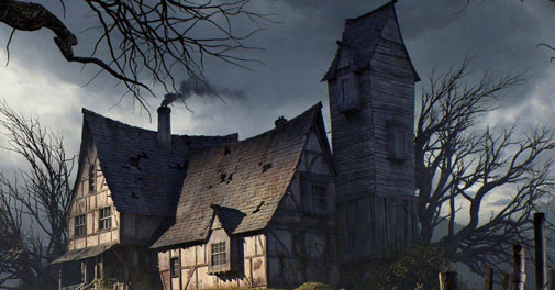 The five most haunted places in the world