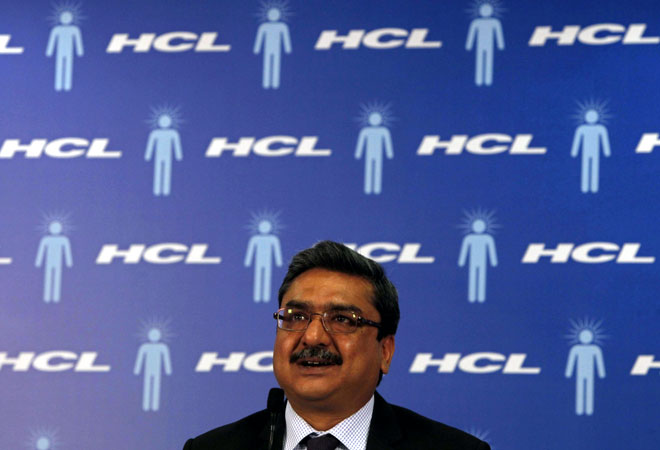 HCL Technologies President and CEO Anant Gupta