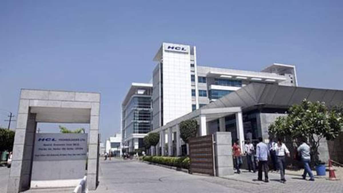 Hcl Technologies Share Price Hits Fresh 52 Week High On Q3 Earnings