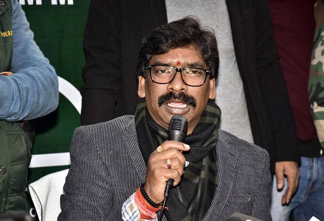 Hemant Soren to be elected JMM legislature party leader today