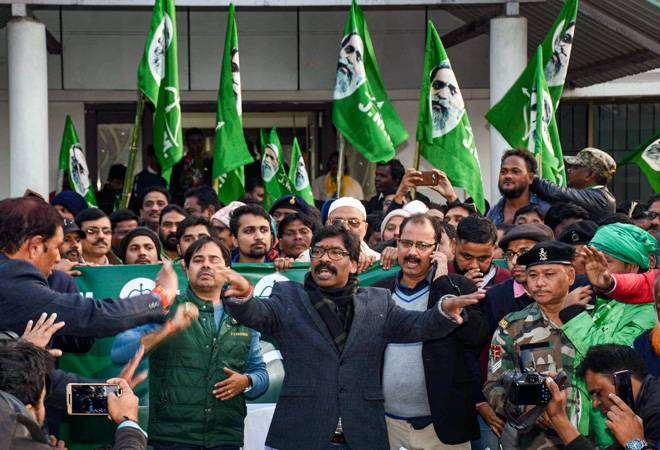 Jharkhand election result: Hemant Soren to take oath as CM on Dec 27; JMM to hold meeting today