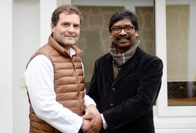 Jharkhand Election Results 2019: With eye on CM post, will Hemant Soren win Dumka, Barhait?