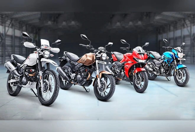 Hero MotoCorp sells 10,000 units in one week; stock jumps up to 9%