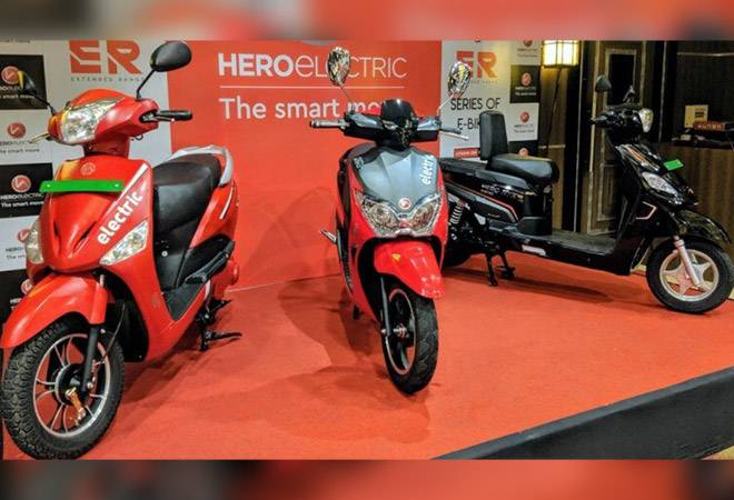 Hero Dash electric scooter launched in India at Rs 62,000