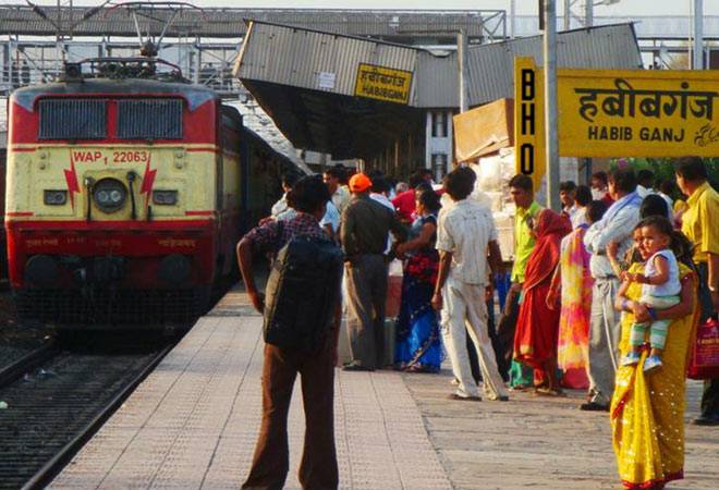 Habibganj: Here is India's first private railway station