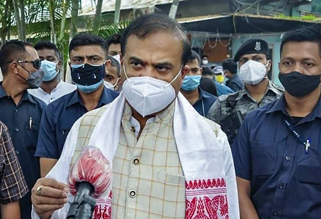 Himanta Biswa Sarma sworn in as 15th Chief Minister of Assam