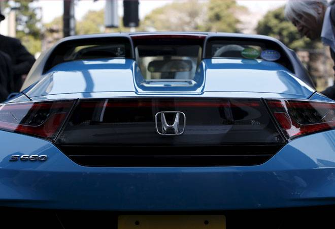 Honda Motors is joining the race to market self-driving vehicles