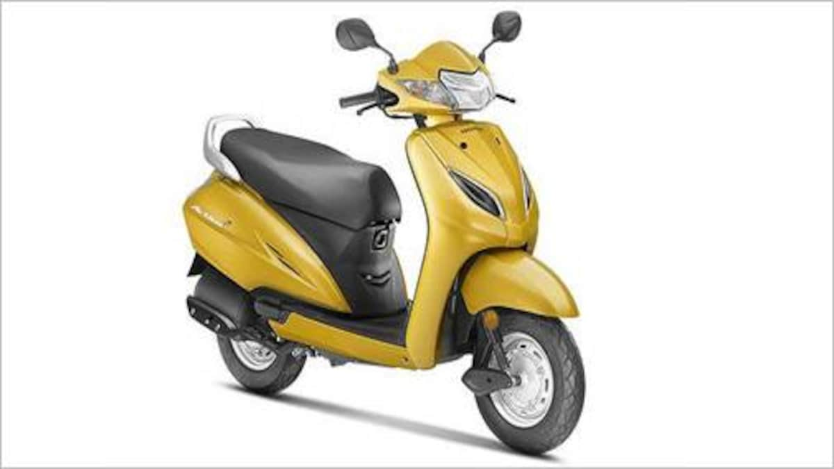 Honda Activa 125 Bs6 Fi Unveiled To Go On Sale From September 2019