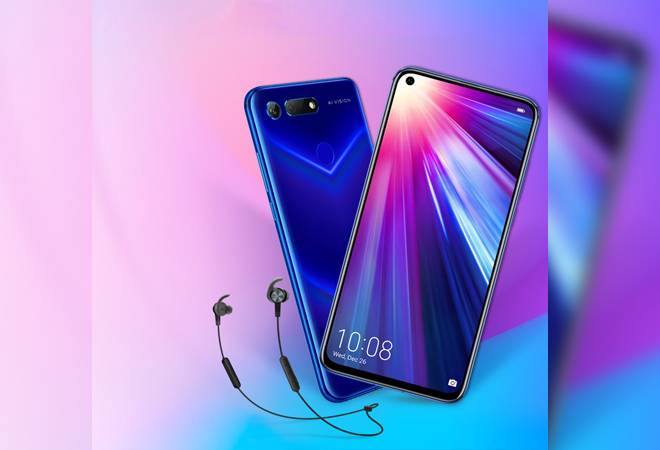 Honor View 20 with hole-punch display and 48 MP rear camera launched; check out price, specifications