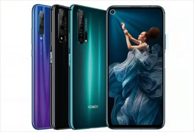 Honor 20 Pro, Honor 20 and Honor 20i launched in India; here're the specs, features, price in India