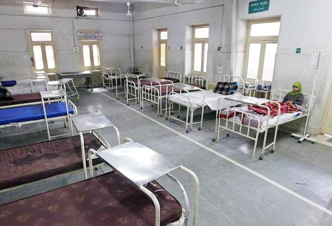 Number of hospital beds in Delhi increased from 48,096 in 2014-15 to 57,194 in last fiscal: Economic Survey report