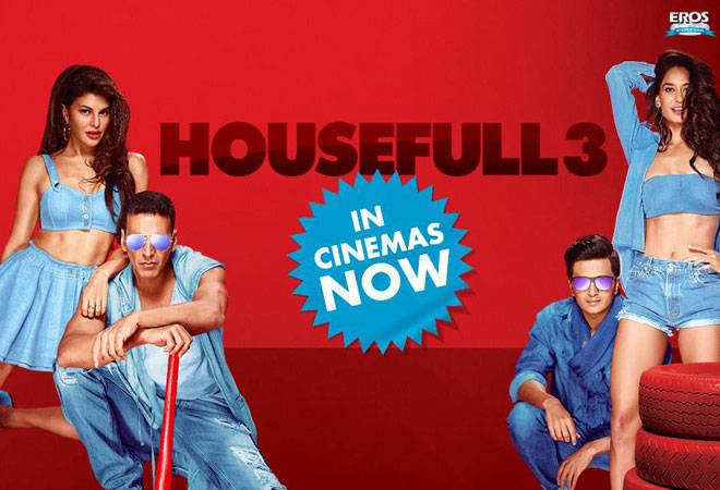 Housefull 3 crosses Rs 100 cr collection mark in 12 days