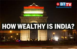 Video: Where does India stand in the list of world's wealthiest nations?