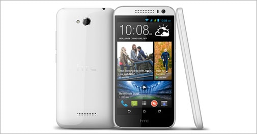 HTC launches One (E8) and Desire 616 in India