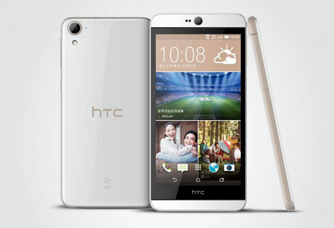 HTC Desire 826 launched at Rs 25,990