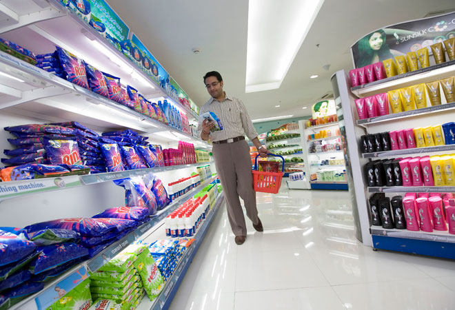 Few reasons to cheer for retail, FMCG sectors