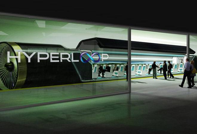India could be the first country to get Hyperloop One, Mumbai-Pune travel time to come down to 25 minutes