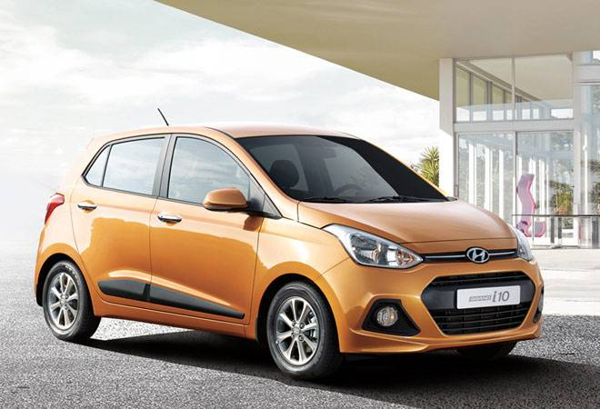 Hyundai Grand I10 Spotted On Test Run In India: Expected