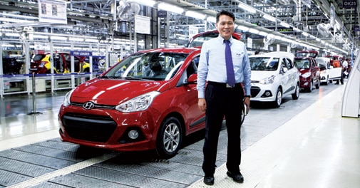 Why is Hyundai shy of taking on Maruti Suzuki?