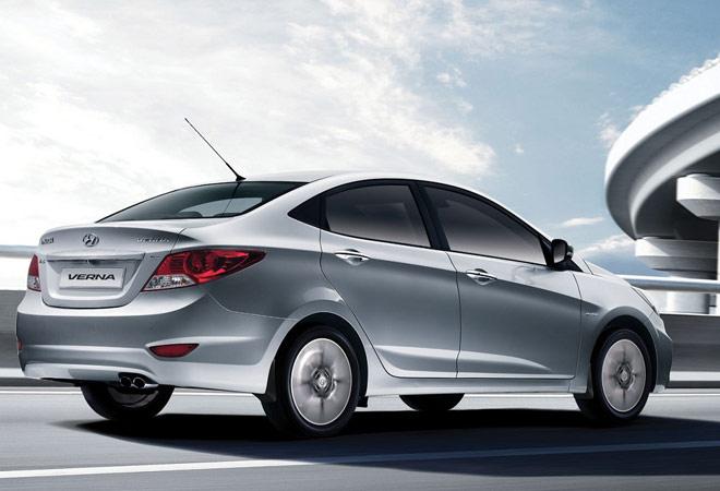 Hyundai launches updated version of mid-sized sedan Verna
