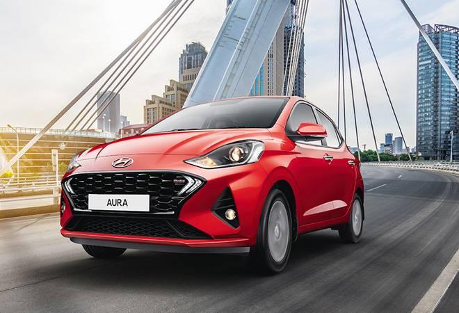 Hyundai Aura launched in India today. The car is similar to the Hyundai Grand i10 NIOS