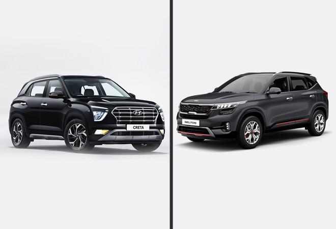 2020 Hyundai Creta beats Kia Seltos; emerges as top-selling SUV for second straight month
