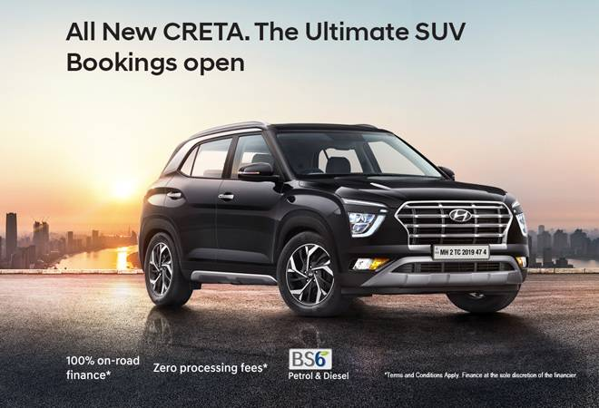 Hyundai's new Creta 2020 crosses over 10k bookings in just a week