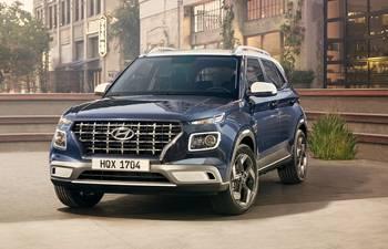 Hyundai set to export SUV Venue to Gulf Latin America and Africa