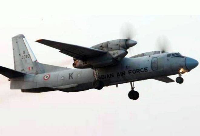 Indian Air Force announces Rs 5 lakh reward for information on missing AN-32 aircraft