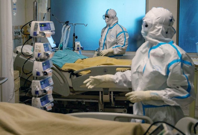 Air samples from hospitals, bathrooms, ICUs show high level of coronavirus: study
