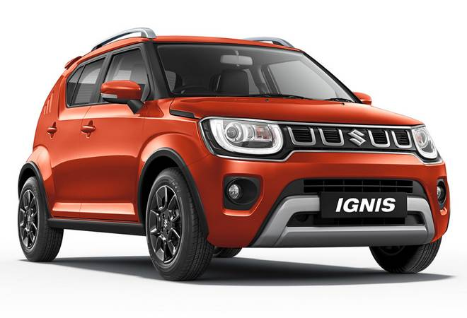 Auto Expo 2020: Maruti Suzuki Ignis facelift unveiled; check price, features