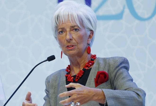 US-China trade tensions 'threat' to world economy, says IMF chief Christine Lagarde