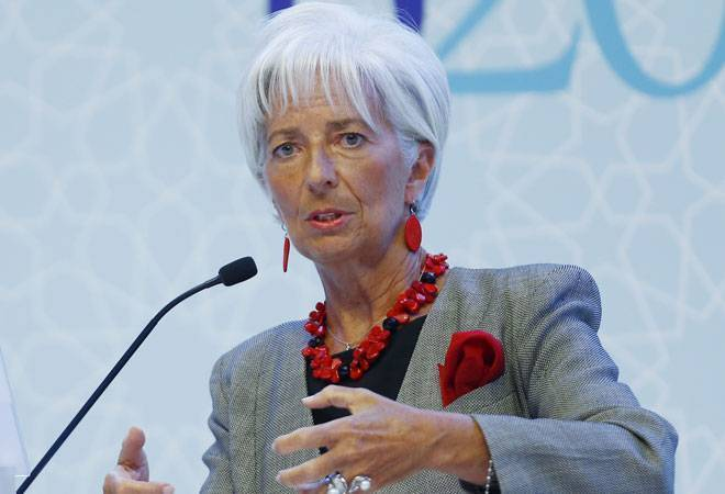 Former IMF chief Christine Lagarde replaces Mario Draghi as head of European Central Bank Former IMF chief Christine Lagarde replaces Mario Draghi as head of European Central Bank