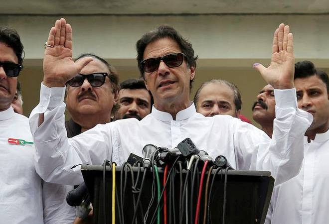 Imran Khan's PTI claims victory in Pak polls amid vote rigging allegations
