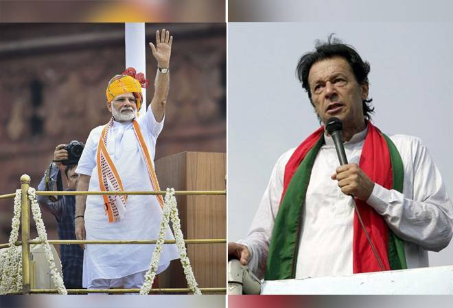 Independence Day: Contrary to Imran Khan's India rant, PM Modi didn't mention 'Pakistan' even once